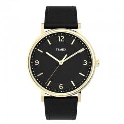 Timex Southview 41mm Leather Strap Watch TW2U67600