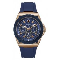 GUESS Legacy Multifunction 45mm Men's Watch W1049G2