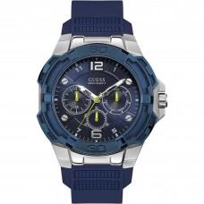 GUESS Genesis Multifunction 52mm Men's Watch W1254G1