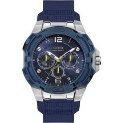 GUESS Genesis Multifunction 52mm Men's Watch W1254G1
