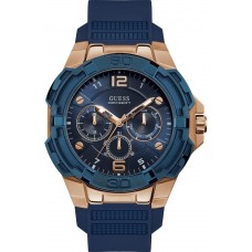 GUESS Genesis Multifunction 52mm Men's Watch W1254G3