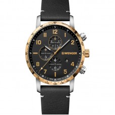 WENGER Attitude Chronograph 44mm Men's Watch 01.1543.111