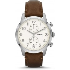 FOSSIL Townsman Chronograph 44mm Men's Watch FS4872