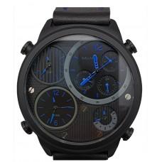 BALMER 4 Time Zone 50mm Men's Watch 7843G-BK-45