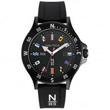 NAUTICA Cocoa Beach Solar Analog 43mm Men's Watch NAPCBS907